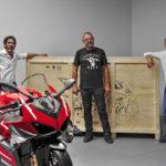 Ducati Superleggera V4 001/500 Meets its First Owner 3
