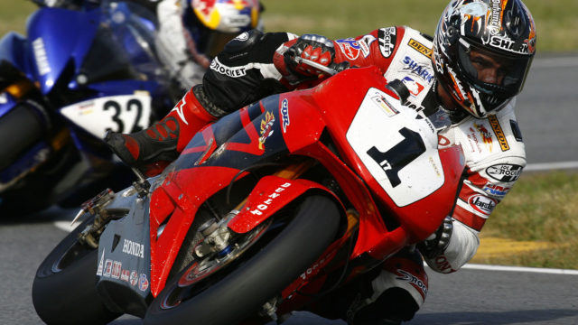 AMA Pro Superbike Champion Shot in the Head. Escapes Without Major Injuries 1