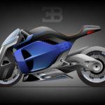 French Industrial Designer Creates the Bentley Hooligan Motorcycle 5