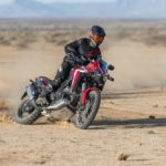 Umbria Kinetics Develops New AirTender Suspension for Honda Africa Twin 1100 3