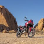 Umbria Kinetics Develops New AirTender Suspension for Honda Africa Twin 1100 7
