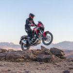 Umbria Kinetics Develops New AirTender Suspension for Honda Africa Twin 1100 5