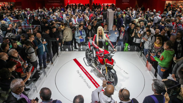 No EICMA Motorcycle Show This Year 1