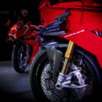 Full-Size Lego Ducati Panigale V4R Unveiled 9