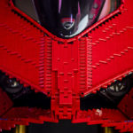 Full-Size Lego Ducati Panigale V4R Unveiled 22