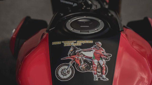 Honda CB650R Honda Wingmotor Portugal Honda Garage Dreams 02
