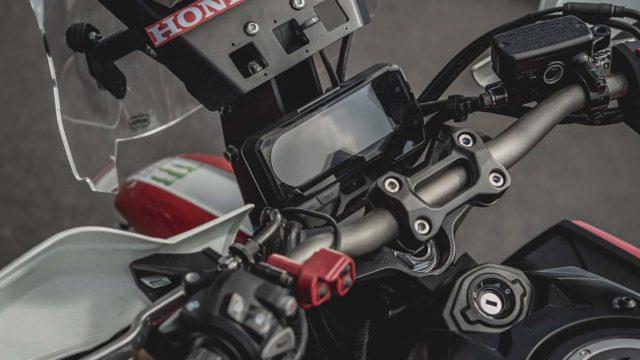 Honda CB650R Honda Wingmotor Portugal Honda Garage Dreams 03