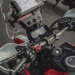 Honda CB650R Rally. Dakar Tribute Adventure Bike 4