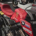 Honda CB650R Rally. Dakar Tribute Adventure Bike 5