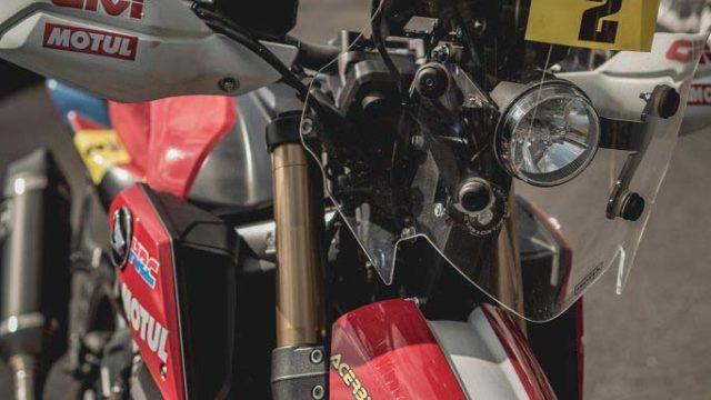 Honda CB650R Honda Wingmotor Portugal Honda Garage Dreams 05