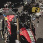 Honda CB650R Rally. Dakar Tribute Adventure Bike 6