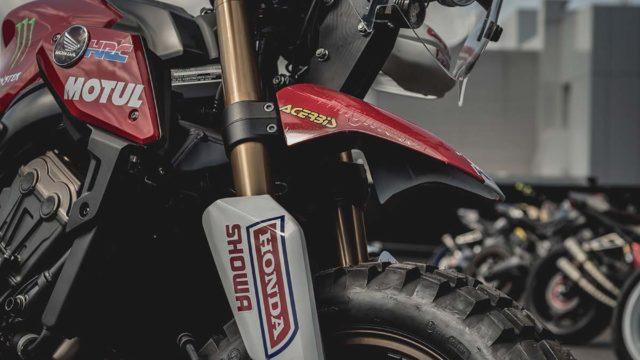 Honda CB650R Honda Wingmotor Portugal Honda Garage Dreams 06