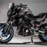 BMW F900 R Nardo-Blue by VTR Motorrad 11