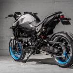 BMW F900 R Nardo-Blue by VTR Motorrad 2