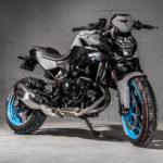 BMW F900 R Nardo-Blue by VTR Motorrad 7