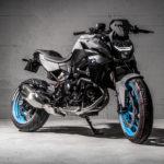 BMW F900 R Nardo-Blue by VTR Motorrad 8