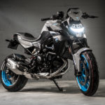 BMW F900 R Nardo-Blue by VTR Motorrad 9