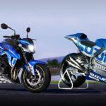 Suzuki Moto France Unveils the GSX-S 750 MotoGP Replica 5