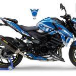 Suzuki Moto France Unveils the GSX-S 750 MotoGP Replica 6