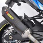 Suzuki Moto France Unveils the GSX-S 750 MotoGP Replica 2