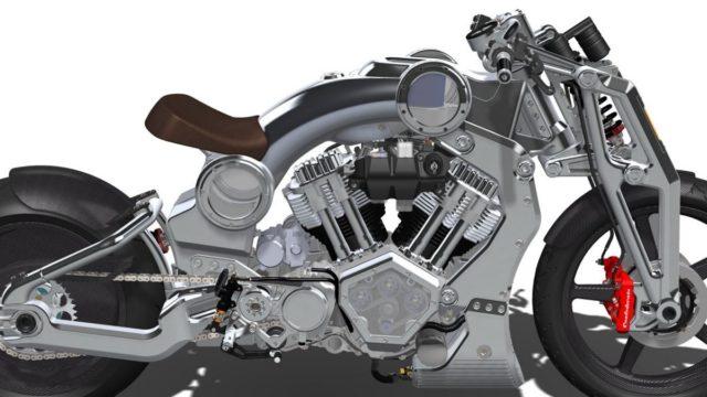 Confederate Motorcycles Becomes Combat Motors 1