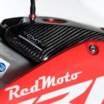 Honda RedMoto CRF 250R Carbon Edition. Carbon Fiber Comes to Motocross Bikes 7
