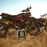Behold the Ducati Scrambler Custom Dirt Bike 3