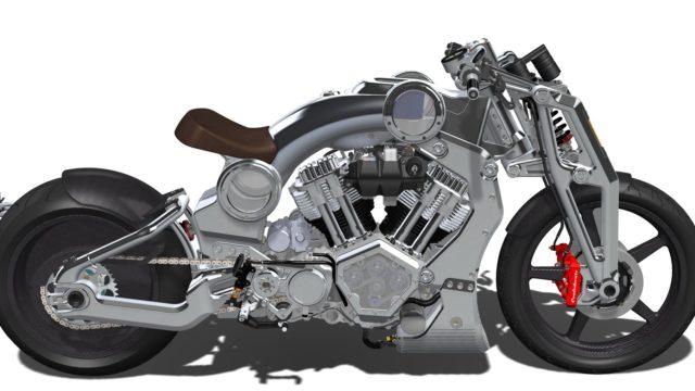 new Combat Motors 2020 Wraith